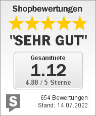 Shopbewertung - stylebutton.de