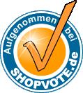 Diesen Shop bei ShopVote.de bewerten