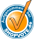 ShopVote! Siegel