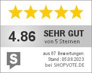 Shopbewertung - leichteschrauben.de