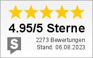 Shopbewertung - select-mode-online.de