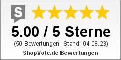 Shopbewertung - stoffversand4u.de